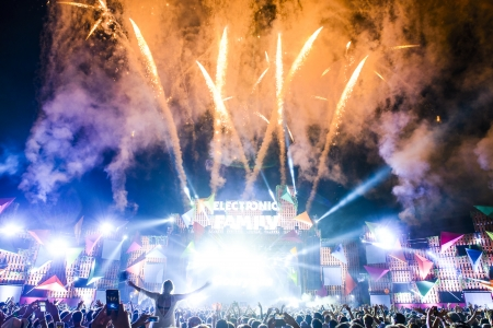 Grootste outdoor trancefestival Electronic Family maakt volledige line-up Rosmalen bekend