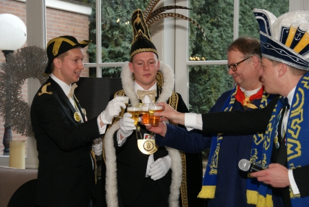 Overzicht reportages carnaval Nuland