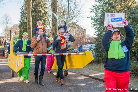 Foto's: Optocht Lith