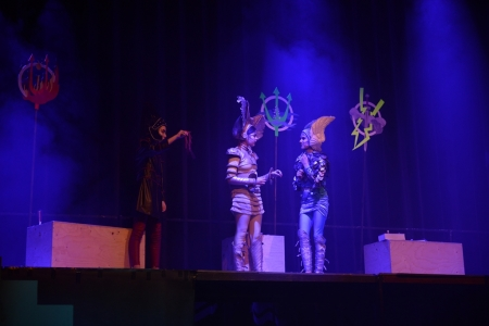 Foto's: Jubileummusical Icarus 2 Stage