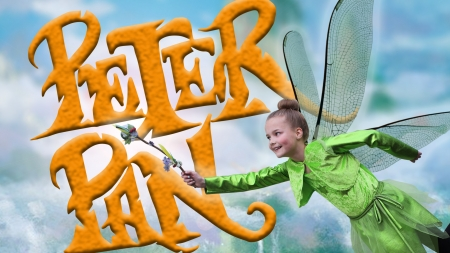 Peter Pan in Hoessenbosch