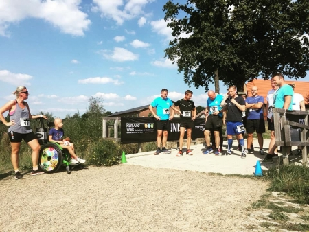 Foto's: RockyRun voor Energy4All