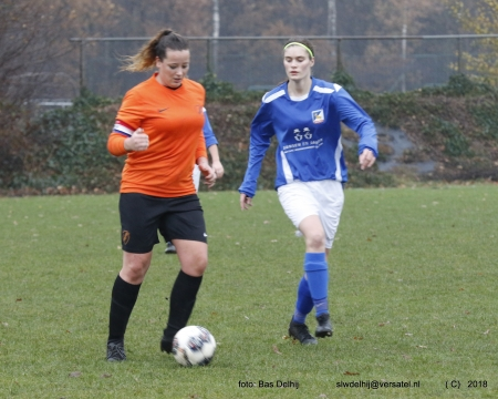 vrouwen olympia 2  -  vr. siol ( katwijk ) cuijk