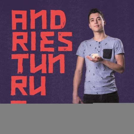 De Goal Show met stand-up comedian Andries Tunru
