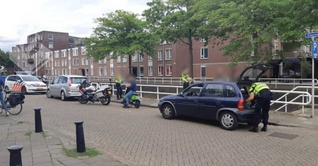 Verkeerscontroles in Den Bosch