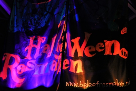 Foto's: Halloween Rosmalen by night