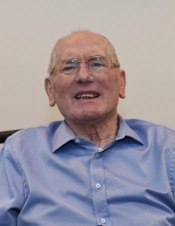 Clubicoon Daan Netten op 86-jarige leeftijd overleden